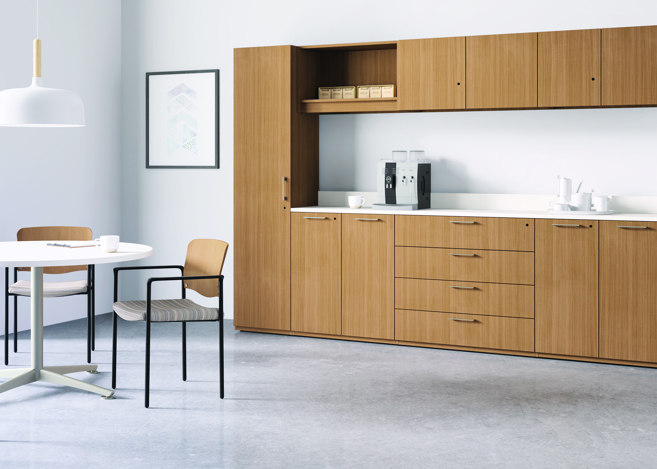 National Office Furniture Announces New Products And Enhancements